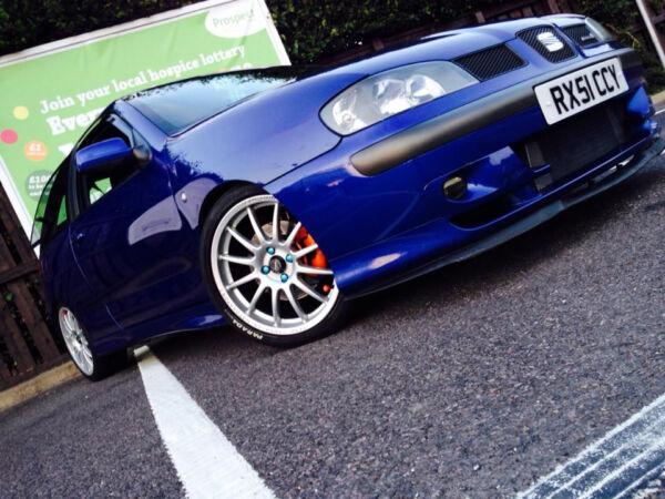 Mk3 Seat Ibiza Cupra Breaking Used 2001 Seat Ibiza Cupra