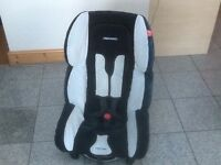 RECARO Junior Expert-superb car seat for 9kg upto 18kg(9mths to 4yrs)washed and cleaned,reclines
