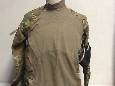 US ARMY ISSUE MULTICAM OCP COMBAT SHIRT SIZE EXTRA LARGE NWT MILITARY SURPLUS