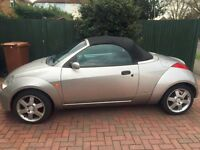 Ford STREETKA. Beautiful little convertible, in great condition. 2 seats (heated!), sporty car.
