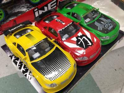 Toys for 2 3 4 5 6 7 8 9 10 years Old Boys Set of 3 Friction Powered Racing Cars - Toys For 10 Year Old Boys