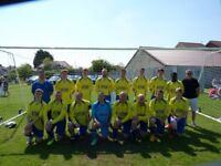 Saturday Football Club Welcomes Players