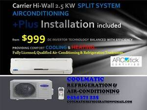 * New Air Conditioner Special - Supply & Install $999 Melbourne CBD Melbourne City Preview