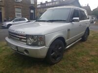 spares or repair range rover vogue 3.0 auto bmw excellent auto box engine issues runs drives
