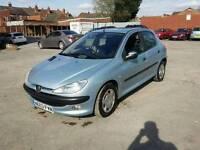 Peugeot 206 03 plate 1.4hdi 95k miles