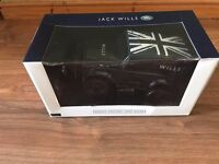 JACK WILLS RADIO CONTROLLED LAND ROVER DEFENDER SWAP FOR WHY????? LAPTOP PC PS4 GAMES BUNDLE
