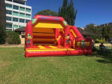 Jumping Castles + Trailer for sale $10,000 Ono