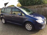 2007 VW Touran 7 Seater 1.9 TDi