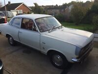 Vauxhall Viva wanted for restoration