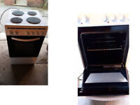 MONTPELLIER ELECTRIC COOKER 1 MONTH OLD GOOD CLEAN CONDITION VIEWING WELCOME IN OUR UNIT 50CMS