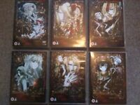 Trinity Blood complete series