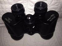 Zenith binoculars 10x50 with case,working great.