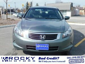 2010 Honda Accord EX-L $15,995 PLUS TAX