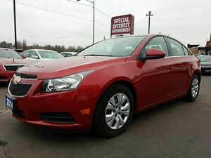 2014 Chevrolet Cruze 1LT 1LT !!! LOCAL ONE OWNER !!! ACCIDENT...
