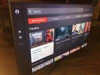 "55"" SAMSUNG 4K NANO CRYSTAL SMART TV"