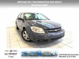 2008 Chevrolet Cobalt 4-dr LT, TOIT OUVRANT,