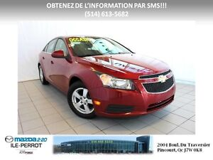 2012 Chevrolet Cruze LT Turbo+ w/1SB AUTOMATIQUE