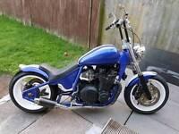 Kawasaki 1100 hardtail