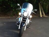 Kawasaki VN900 Classic. 2010 Reg. 3010 miles