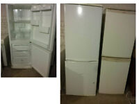 DAEWOO NO FROST FRIDGE FREEZER 67 INCHES HIGH X 23 WIDE GOOD WORKING ORDER CAN BE SEEN WORKING