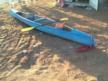 16 foot canoe Renmark West Renmark Paringa Preview