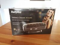 ByByliss thermo-ceramic rollers, heated rollers