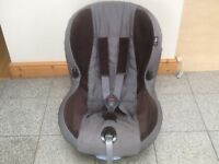 Maxi Cosi Priori group 1 car seat for 9kg upto 18kg(9mths to 4yrs )washed &cleaned-great condition
