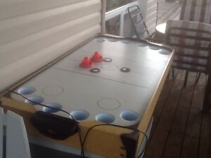 Beer Pong Air Hockey Table (Table Top)