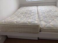 2x single mattress in good condition