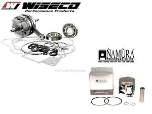 Yamaha-YFS-200-Blaster-1988-06-Engine-Rebuild-Kit-Piston-Crankshaft-Gaskets