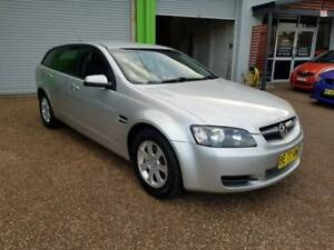 2010 Holden Commodore Omega VE Sports Wagon 3.6L AUTOMATIC