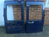 Ford transit connect rear doors
