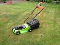 Challenge 1000W Electric Lawnmower Grass trimmer, Free !!
