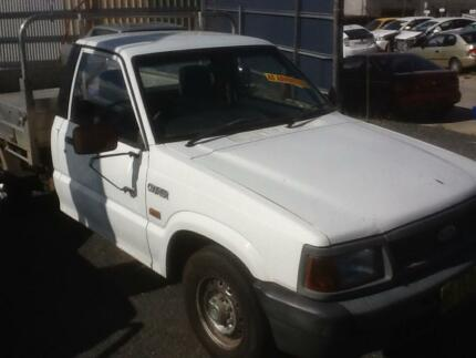 As Is Where Is Sale 1998 Ford Courier Ute City North Canberra Preview