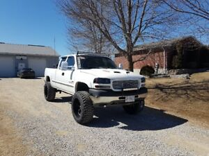 2001 gmc 2500hd Duramax