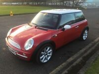 Nice Mini Cooper chilli pack 53 plate