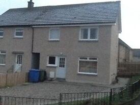 House to rent in Dennyloanhead, Bonnybridge , near Falkirk