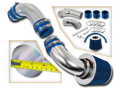 Bcp Blue 1999 2000 2001 2002 2003 Protege 1 8 2 0 Mp5 L4 Short Ram Air Intake