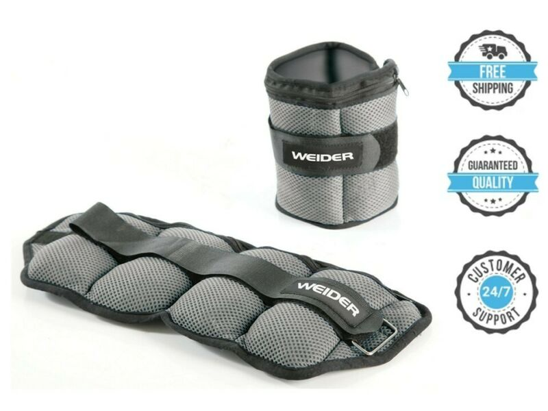 adjustable ankle weights gym 10lb leg strength