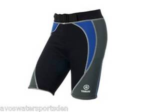 Genuine-Yamaha-Mens-Ladies-Neo-Shorts-Blue-Jetski-SALE