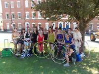 Hula Hoop Classes, Easton, Bristol
