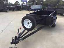 7x4 Single Axle Camper Trailer 500mm high sides Mount Barker Area Preview