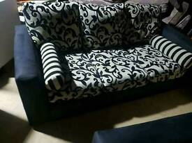 Beautiful dfs 3 seater can deliver