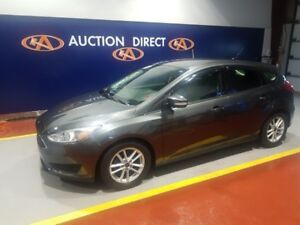 2016 Ford Focus SE ONLY 19575! AUTO! ALLOYS!