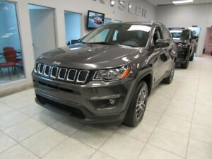 JEEP COMPASS NORTH 2019 4X4 + ENSEMBLE TEMPS FROID + CAMÉRA DE R