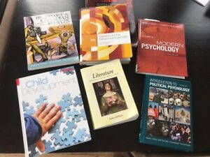 Textbooks used at SMU