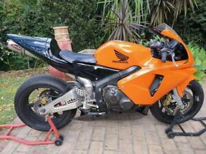 HONDA CBR600RR TRACK DAY or RACE BIKE for sale or swap