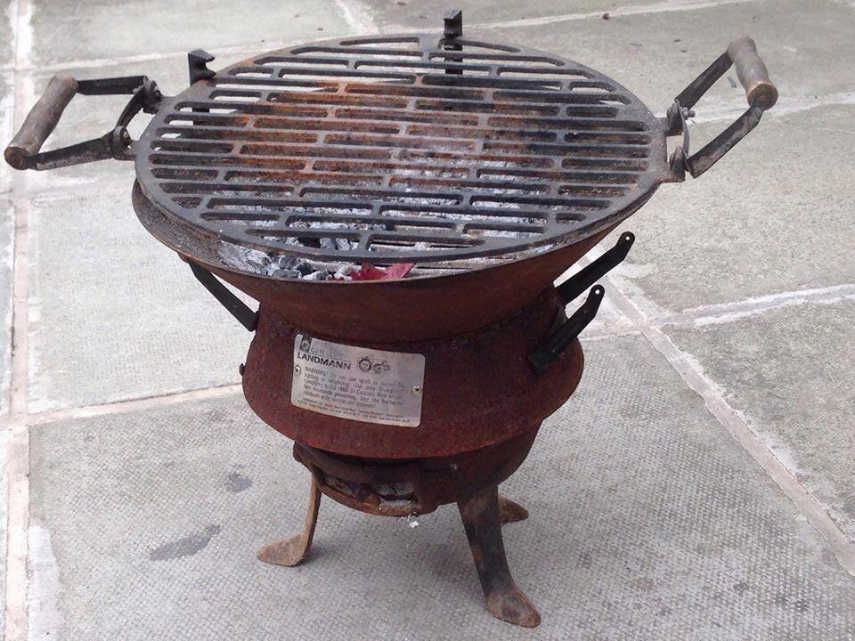 landmann grill chef cast iron barbecue bbq in derby derbyshire gumtree. Black Bedroom Furniture Sets. Home Design Ideas