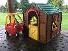 Kids' car and cubby house Edmonton Cairns City Preview