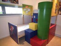 Super Mario bunk beds